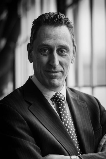 Mark Hennebry, az Ensana elnöke
