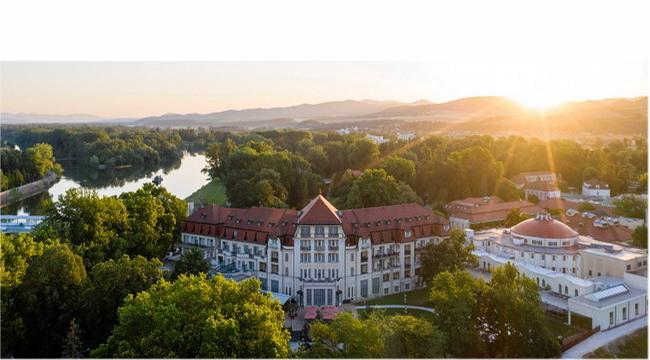 4 millió eurós fejlesztés az ENSANA Thermia Palace Spa szállodában. Rendezvény Magazin 2019.