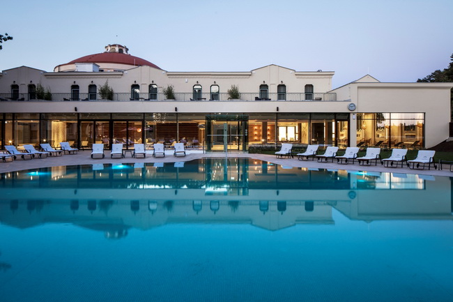 Az Ensana Thermal Palace Spa szállodája Pöstyén csodálatos fürdőszigetén. Rendezvény Magazin 2019.
