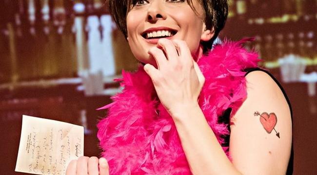 Sweet Charity Auksz Évával az Aranytíz, a Belváros Kultúrházának programjai között. Rendezvény Magazin 2019.