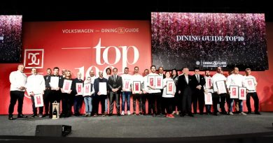 Volkswagen-Dining Guide Az Év Étterme díjátadó gála 2020. Rendezvény Magazin 2020.