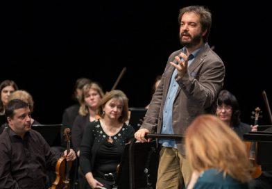Dinnyés Dániel és a Nemzeti Filharmonikusok a MÜPA koncertjén. Rendezvény Magazin 2020.