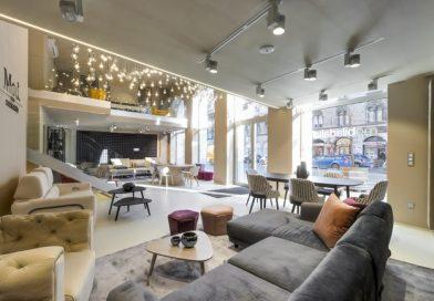 MobilaDalin - kárpitozott bútorok bemutatóterme nyílik a pesti Belvárosban. Rendezvény Magazin 2020,