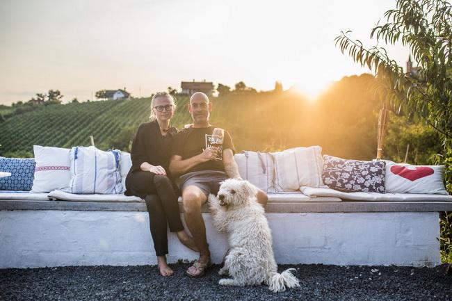PAP Wines, a borrendezvény egyik borászata a Vino Pianoban. Rendezvény Magazin 2020.