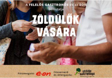 Zöldülők Vására. Felelős Gasztrohős. Rendezvény Magazin 2020.