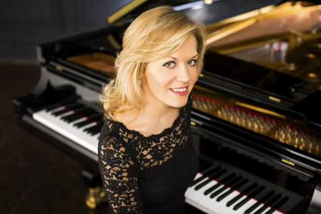 Olga Kern is a Nemzeti Filharmonikusokkal lép fel. Rendevény Magazin 2020.