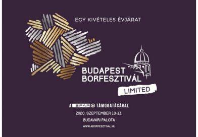 Budapest Borfesztivál Limited 2020. Rendezvény Magazin 2020.