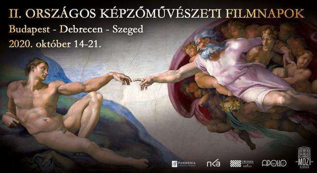 II. Országos Képzőművészeti Filmnapok. Rendezvény Magazin 2020.