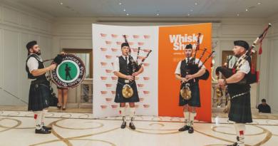 10, jubileumi Whisky Show a Corinthia Hotel Budapest rendezvénytermeiben. Rendezvény Magazin 2021.